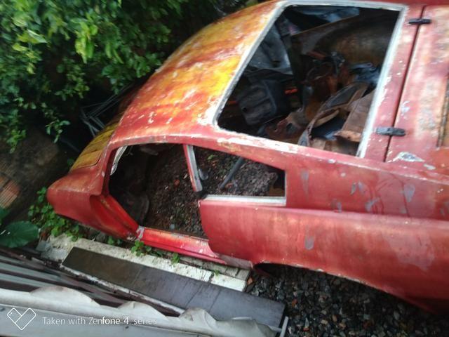 Vendo carroceria do Puma GTE sem as portas e sem chassis - Foto 2