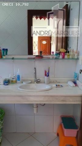 Casa em condomínio para venda em salvador, patamares, 3 dormitórios, 3 suítes, 2 banheiros - Foto 18