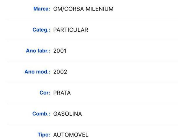 Corsa Mileniun 2001/2002 - Foto 2