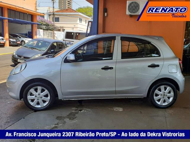 Nissan March 1.0 S -2013 - Foto 3