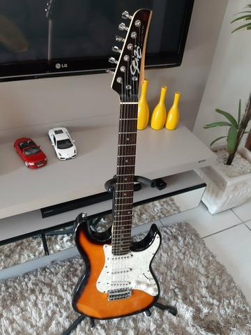 Guitarra seizi vision linda - Foto 5