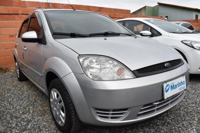 Ford fiesta sedan 2005 1.6 mpi sedan 8v flex 4p manual - Foto 5