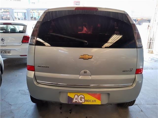 Chevrolet Meriva 1.4 mpfi maxx 8v econo.flex 4p manual - Foto 5