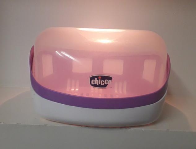 Esterilizador de mamadeiras original CHICCO