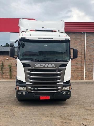 Scania R440 Ano 2015