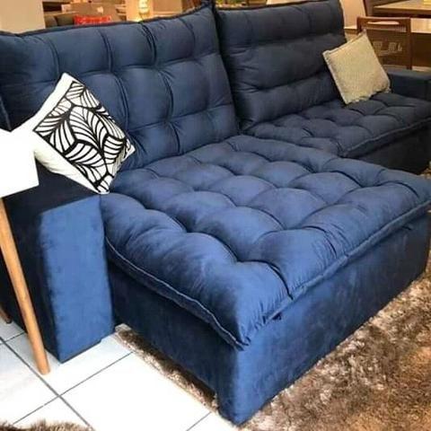Sofá retrátil e reclinável - Foto 6