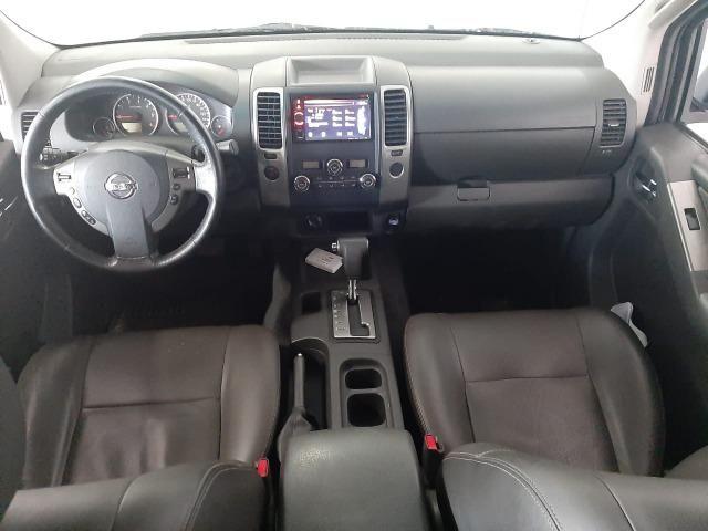 Nissan Frontier SL 4x4 Automática Diesel/ conservadissima - Foto 11