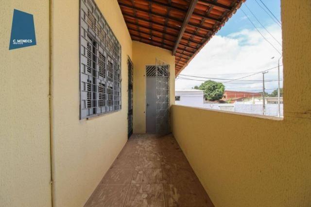 Apartamento para alugar, 55 m² por R$ 500,00/mês - Jangurussu - Fortaleza/CE