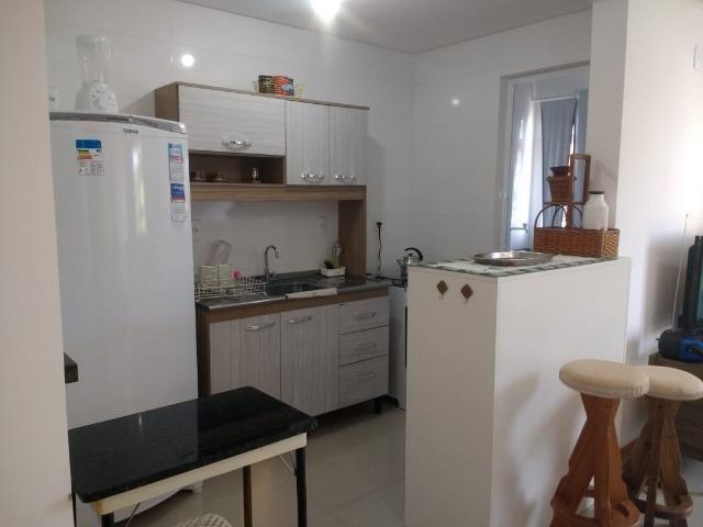 Apartamento 1 dormitório aluguel temporada em Tramandaí. wats - Foto 19