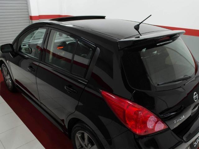 Nissan Tiida 2012 Sl 1.8 Automática - Excelente Estado - Foto 7