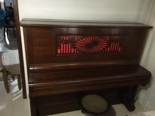 Lindo Piano Alemão - Foto 2
