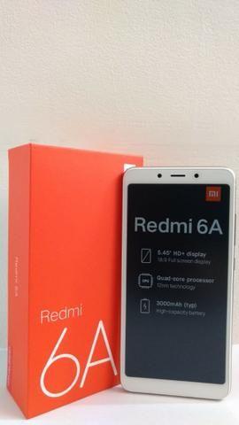 Smartphone Xiaomi Redmi 6a 16gb Global 2g Ram + Película - Foto 3