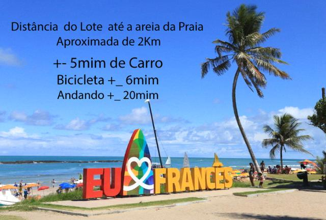 Terreno do Fracês - +_ 2Km da Praia - Oportunidade