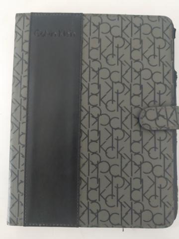 Vendo capa para ipad de couro calvin klein - Foto 3