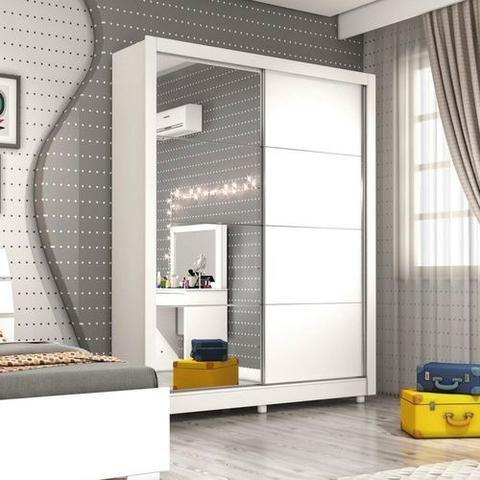 Guarda-Roupas 2 portas Platinum Tcil moveis