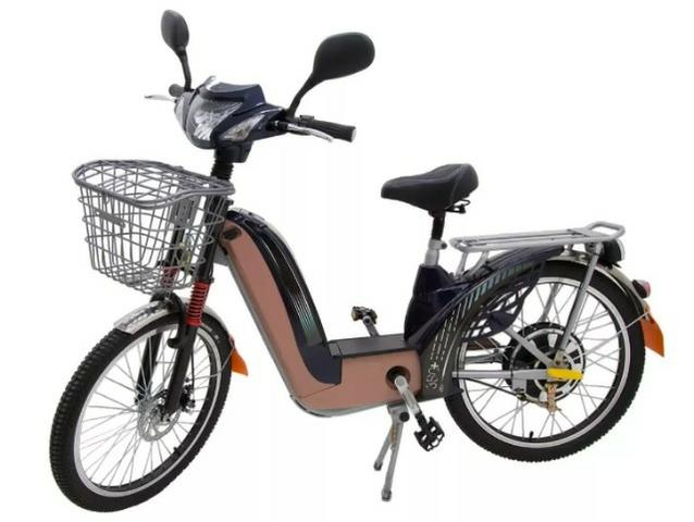 Bicicleta Elétrica 350 W 48v