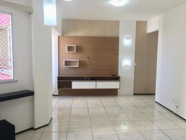 Apart. 100% projetado no Cocó, 101m², 3 quartos, 3 banheiros, DCE, Área de Serviço - Foto 2