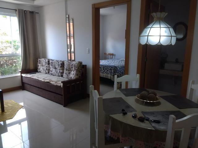 Apartamento 1 dormitório aluguel temporada em Tramandaí. wats - Foto 20