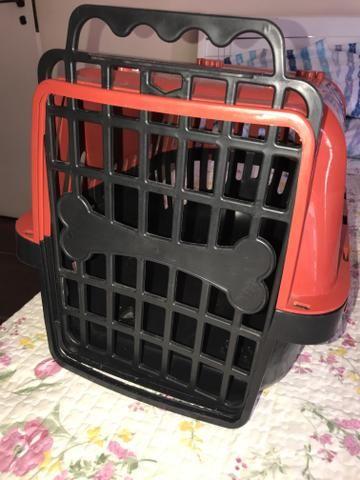 Caixa para transporte de animais. NUNCA USADA - Foto 6