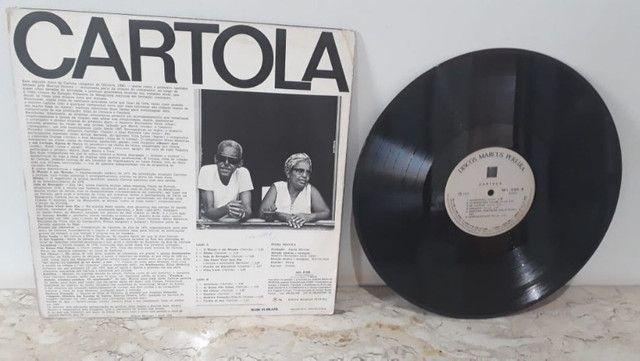 LP Cartola - Album (1976) - Foto 2