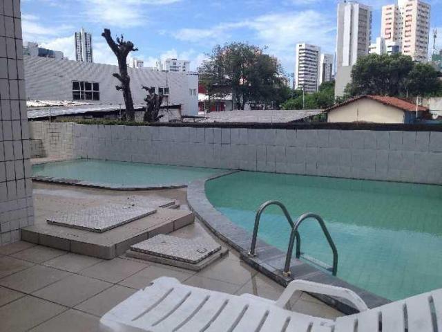 Studio 100% Mobiliado com 1 dormitório para alugar, 38 m² por R$ 1.900/mês - Graças - Reci - Foto 3