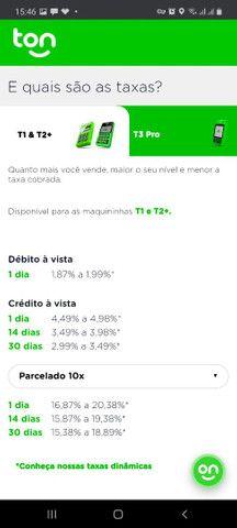 Maquininha de Cartão - Taxas Especiais  - Foto 5