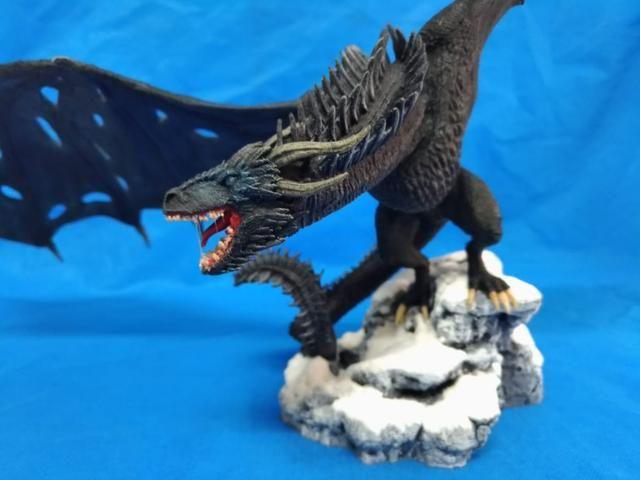 Estátua Viserion - Game of Thrones - Foto 5