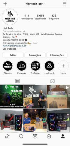 Pc gamer i5 10ª geração muito TOP 12x530,00 - Foto 4