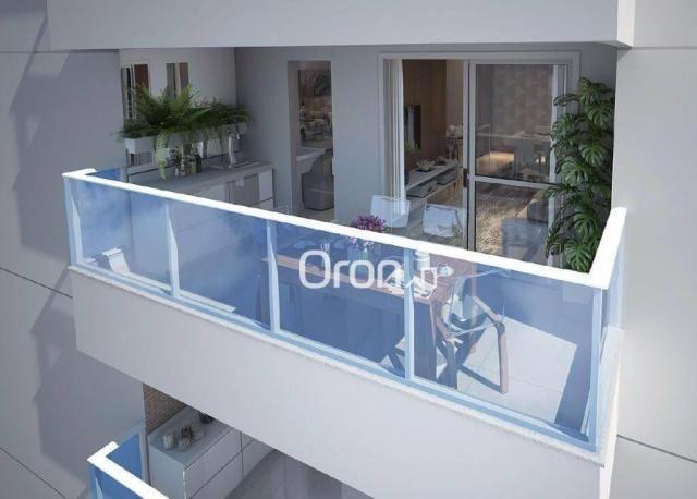 Apartamento com 3 dormitórios à venda, 80 m² por R$ 446.000,00 - Setor Bueno - Goiânia/GO - Foto 16