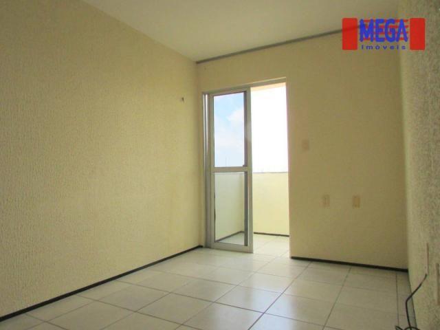 Apartamento com 2 quartos para alugar, na Av. Jovita Feitosa - Foto 5