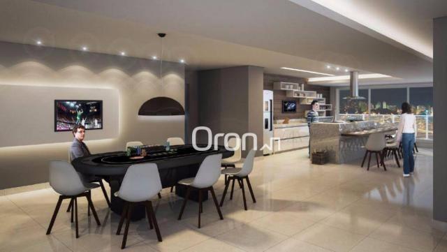 Apartamento com 3 dormitórios à venda, 80 m² por R$ 446.000,00 - Setor Bueno - Goiânia/GO - Foto 12