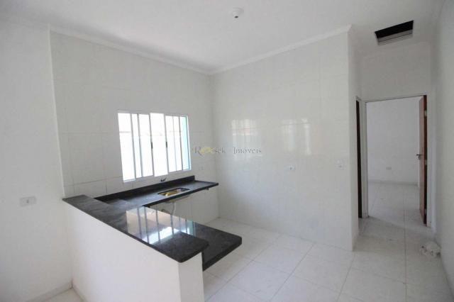 Casa à venda com 2 dormitórios em Balneário tupy, Itanhaém cod:91 - Foto 5