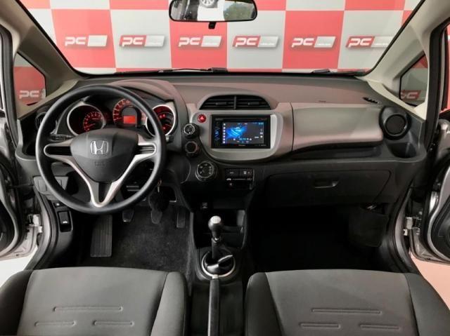 Honda Fit DX 1.4 FLEX 4P - Foto 8