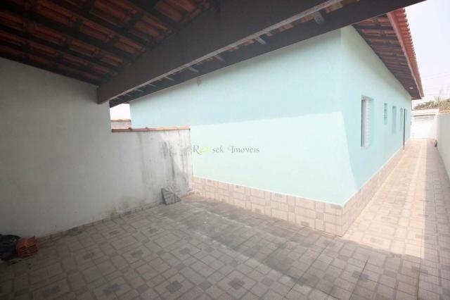 Casa à venda com 2 dormitórios em Balneário tupy, Itanhaém cod:91 - Foto 13