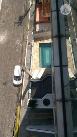 Apartamento com 2 dormitórios à venda, 95 m² por R$ 270.000,00 - Aviação - Praia Grande/SP - Foto 18