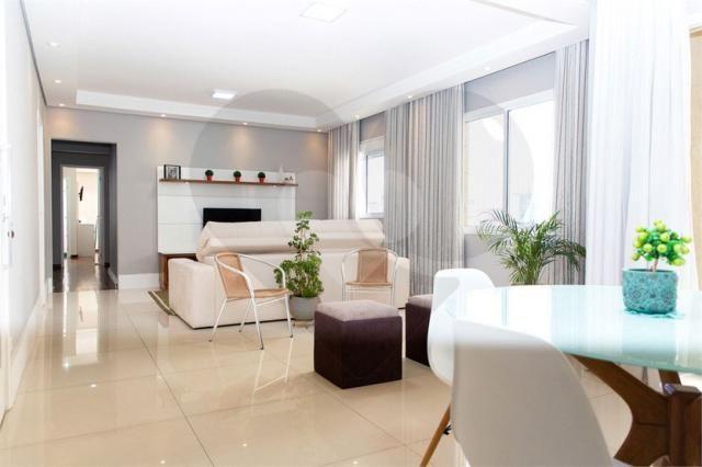 Apartamento à venda com 3 dormitórios em Planalto, São bernardo do campo cod:170-IM488419