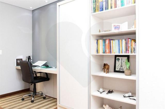 Apartamento à venda com 3 dormitórios em Planalto, São bernardo do campo cod:170-IM488419 - Foto 10