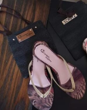 Lote de sandálias - Foto 2