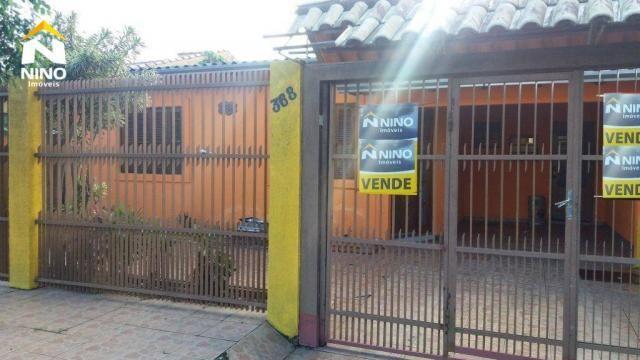Casa com 4 dormitórios à venda, 166 m² por R$ 300.000,00 - Bom Sucesso - Gravataí/RS