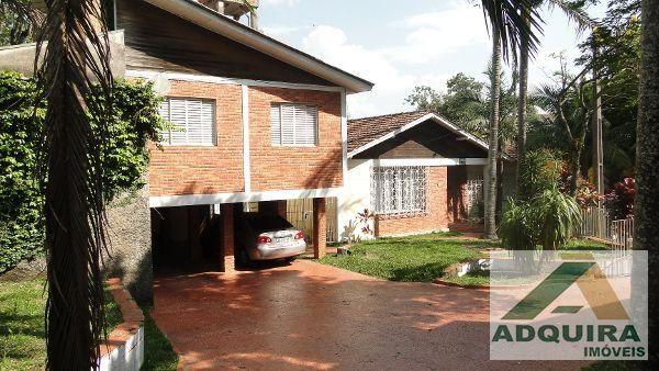 Casa com 4 quartos - Bairro Centro em Ponta Grossa - Foto 2