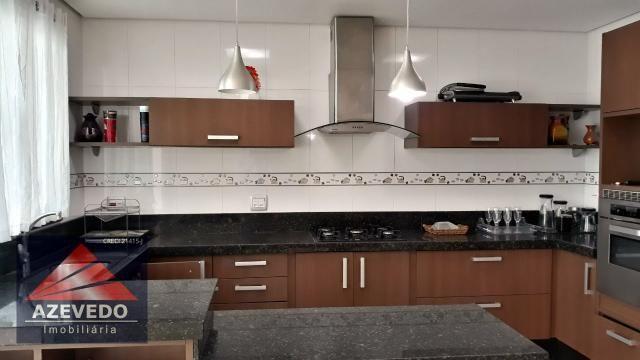 Casa à venda com 4 dormitórios em Vila nossa senhora das vitorias, Mauá cod:4926 - Foto 12