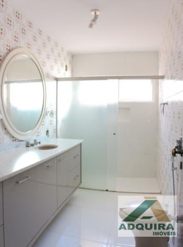 Casa com 4 quartos - Bairro Estrela em Ponta Grossa - Foto 11