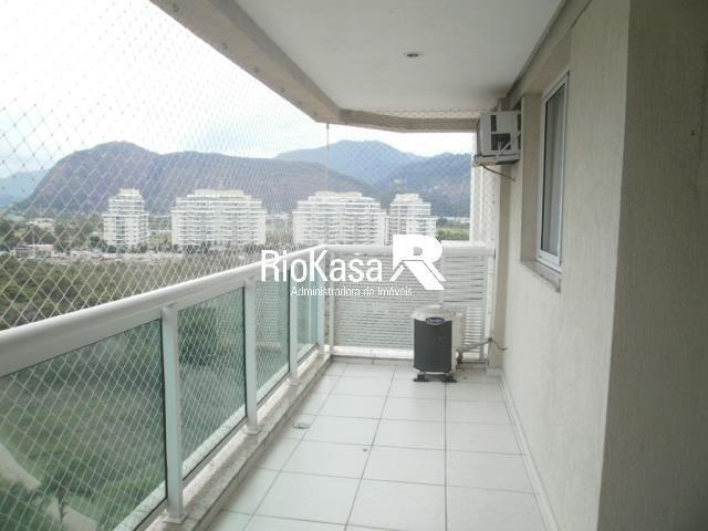 Apartamento - BARRA DA TIJUCA - R$ 2.500,00 - Foto 5