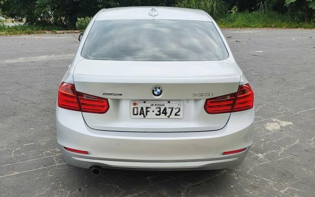 BMW 320i turbo activeflex automático - Foto 4