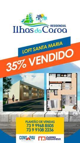 """Apartamento (Moradia ou Investimento) em """"Porto Seguro"""" Bahia- Na Planta! - Foto 4"""