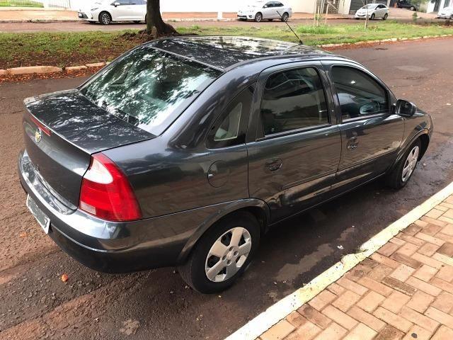 Corsa Sedan 2007 R$ 16.900,00 (aceito trocas) - Foto 3