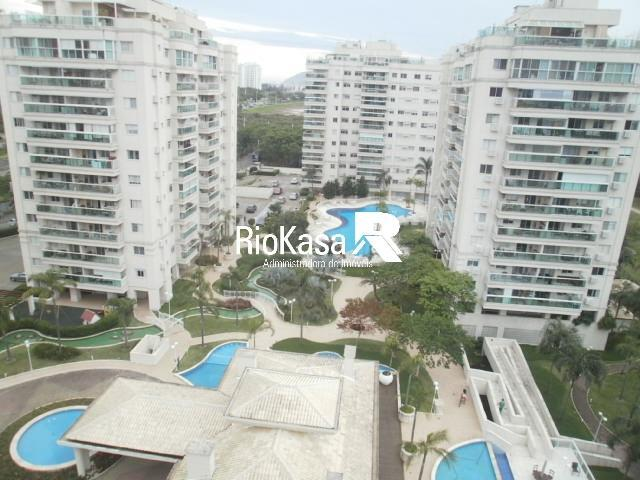 Apartamento - BARRA DA TIJUCA - R$ 2.500,00 - Foto 6