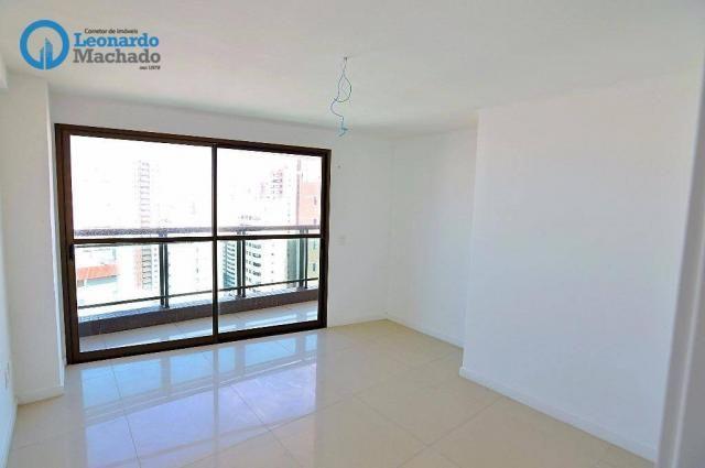 Apartamento residencial à venda, Meireles, Fortaleza. - Foto 14