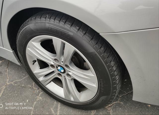 BMW 320i turbo activeflex automático - Foto 7
