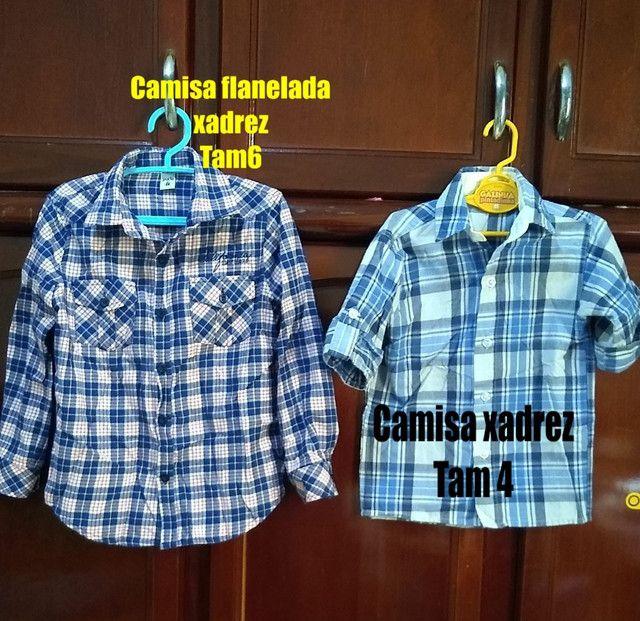 Vendo roupa infantil seminovos bem conservado, só vendo não entrego,sou de Cianorte pr. - Foto 3